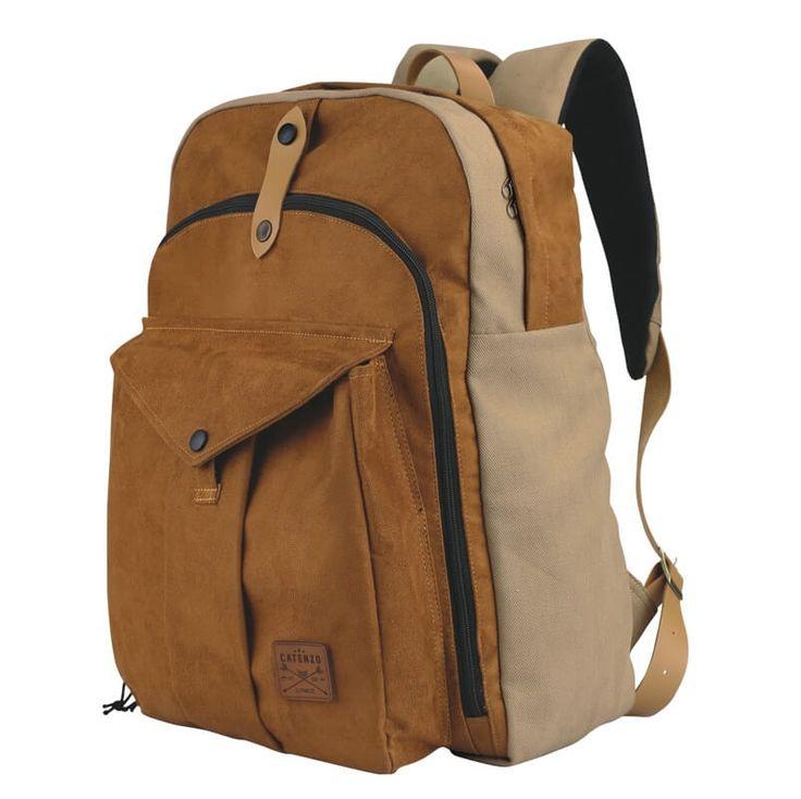 Tas Ransel Laptop / Backpack Casual Unisex Pria Wanita - MB 005. Produk fashion handmade asal Bandung dengan bahan nyaman digunakan, desain trendy dan tidak pasaran. Membuat tampil percaya diri.   #Catenzo #Tas Ransel
