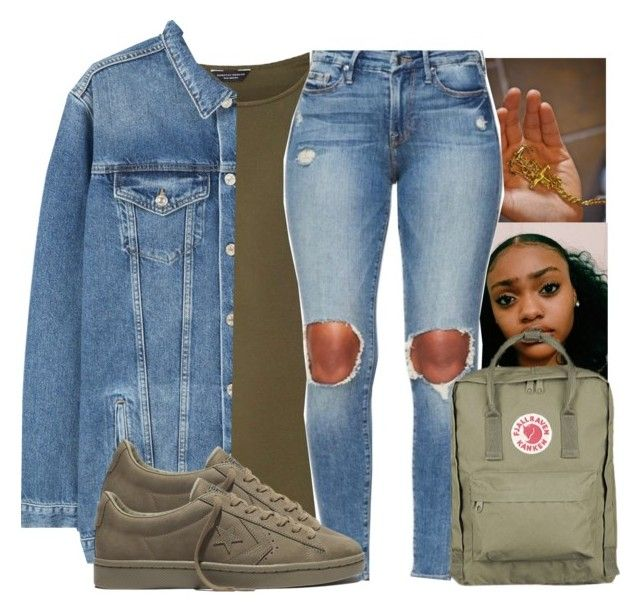 """""""2Seater ~ Tyler, The Creator"""" by retrovintagepizza ❤ liked on Polyvore featuring Dorothy Perkins, MANGO, Converse and Fjällräven"""