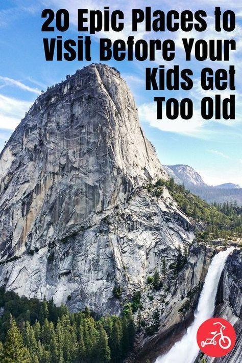 Nuestra lista cuidadosamente seleccionada incluye lugares perfectos para aquellos que aún son jóvenes …