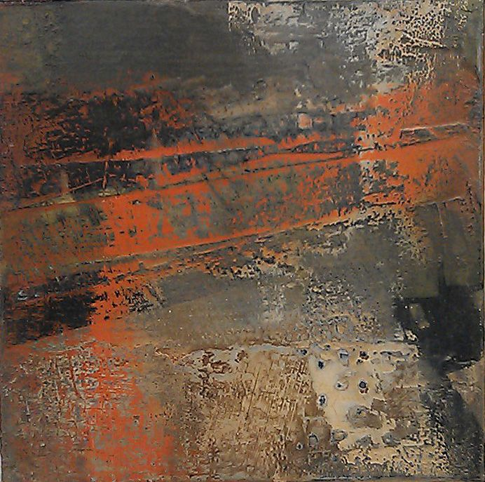 Sam Lock - orange streaks