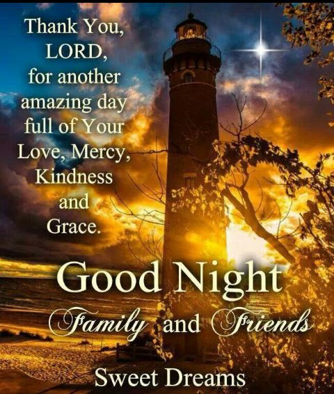 goodnight blessings quotes - Google Search