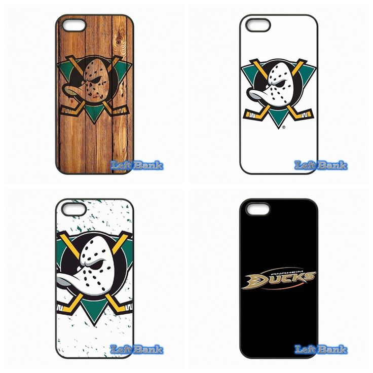Coque Retail NHL Anaheim Ducks Hard Phone Case Cover For Samsung Galaxy S S2 S3 S4 S5 MINI S6 S7 edge Plus Note 2 3 4 5