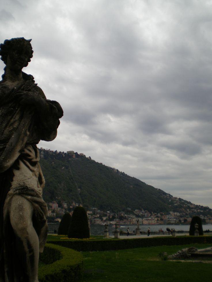 Villa Olmo, Lago di Como