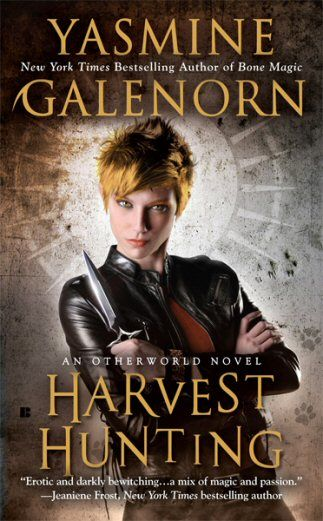 Yasmine Galenorn - Harvest Hunting (Otherworld series) - love this series