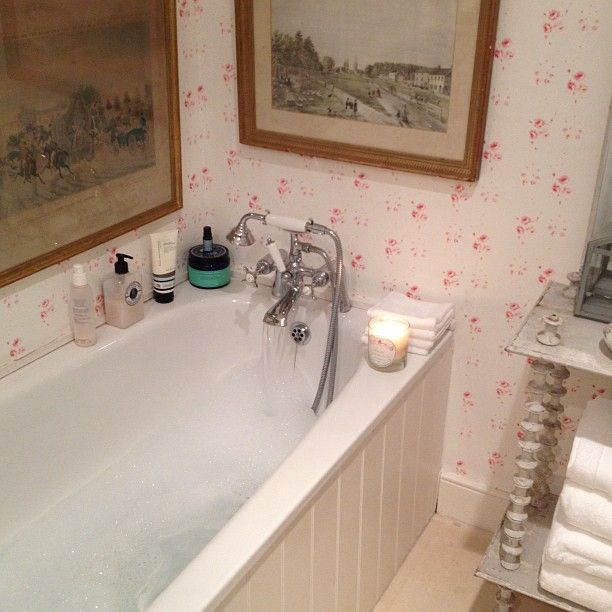 Best Paint For Bathrooms With Humidity: 365 Best Country Cottage Bathroom Images On Pinterest