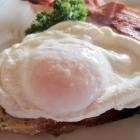 Best poached egg on toast . . .ever! @ allrecipes.co.uk