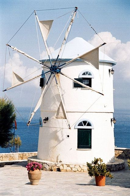 Windmill (Greece)