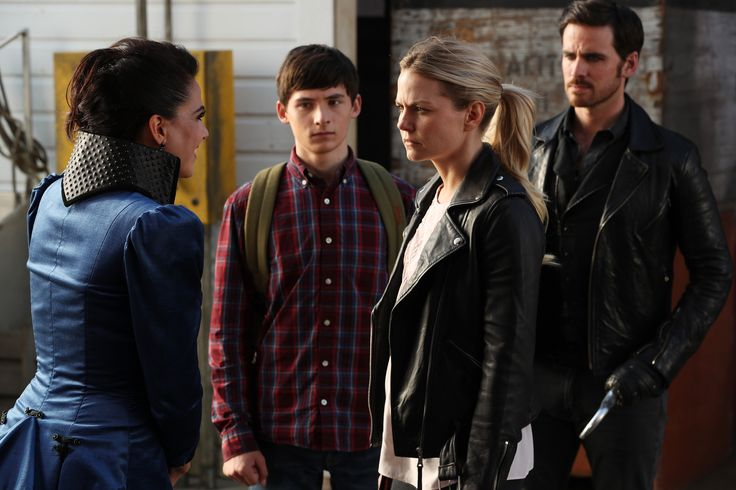 Once Upon A Time 6x03 episode stills & bts pics