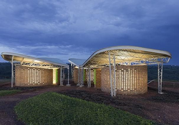 Women's Opportunity Centre in Rwanda, Sharon Davis Design | Buildings | Architectural Review
