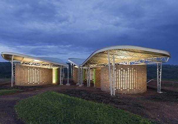 Women's Opportunity Centre in Rwanda, Sharon Davis Design   Buildings   Architectural Review