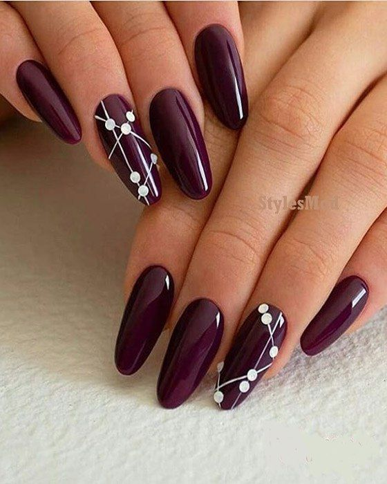 If you are looking the Stunning Nail Art Styles & Designs for your next special …