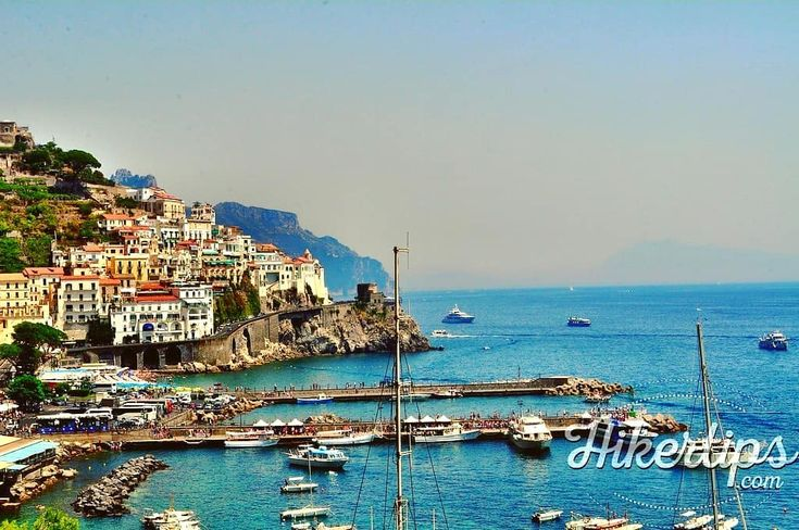 The Amalfi Coast is blessed with a lot of beautiful places