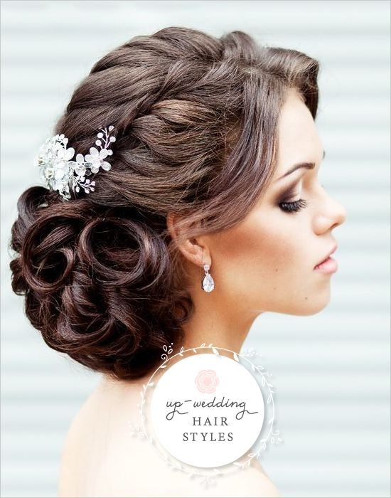 You're about to peek through some of the most beautiful wedding updos and we think you are sure to find the perfect wedding hairstyle for your bridal look.