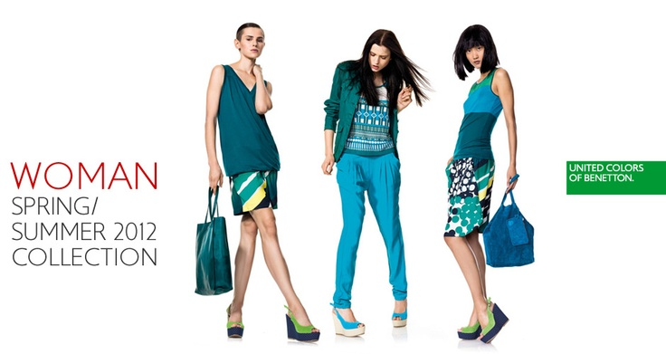 United Colors of Benetton: clothes, accessories and fashion trends.