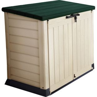 Buy Keter Plastic Store It Out Garden Storage Box– Home Delivery at Argos.co.uk - Your Online Shop for Garden storage boxes and cupboards.