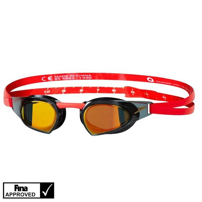 The highly professional Speedo FastSkin Prime Mirrored Goggles have eben added to deal of the week