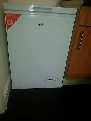 Statesman CHF100 Freestanding 100 Litres A+ Chest Freezer White-London W10 Home, Furniture & DIY:Appliances:Fridges & Freezers:Freezers #forcharity