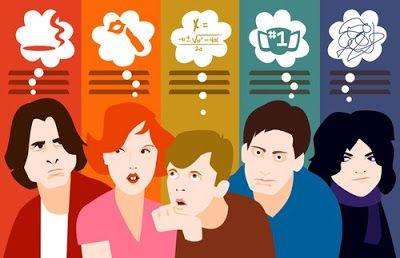 """Blog da Loh: Vale a Pena Ver - """"Clube dos Cinco"""""""