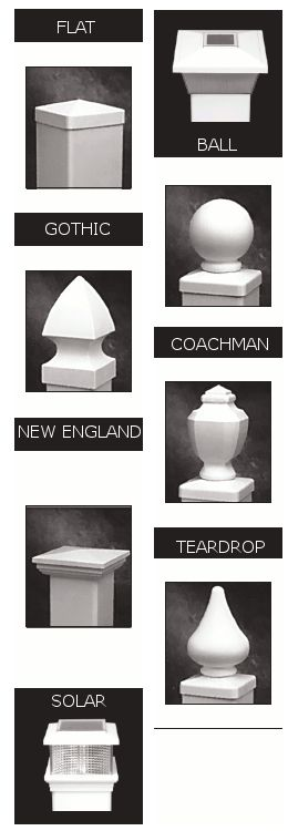 Gothic# vs. Teardrop#: Do You Know the Difference? - From antique gothic to sophisticated New England, your next fence# can have many different styles. Before you start your search for your next gate accessory, make sure you know the difference between the many styles available.