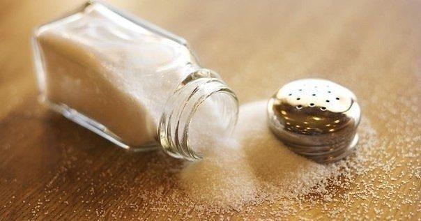 6 способов выведения солей из организма - Сам себе волшебник