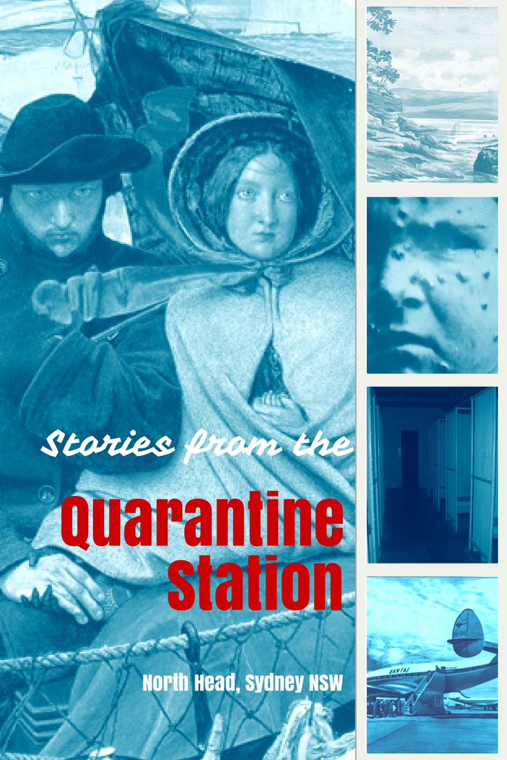 I hope you enjoy exploring these stories and images of people who passed through Sydney's Quarantine Station.