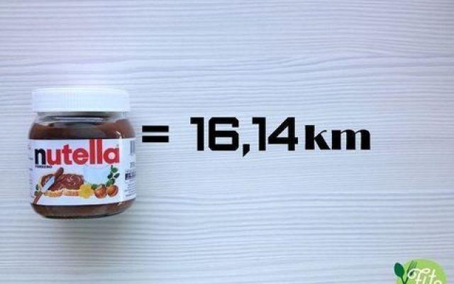 (Foto) Ecco quanto bisogna correre per smaltire snack, bevende .. e cibo spazzatura #dieta #smaltire #cibo