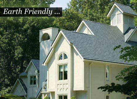 Kassel Metal Roofs Are Eco Friendly As Well As Beautiful. Hereu0027s One In  Charcoal