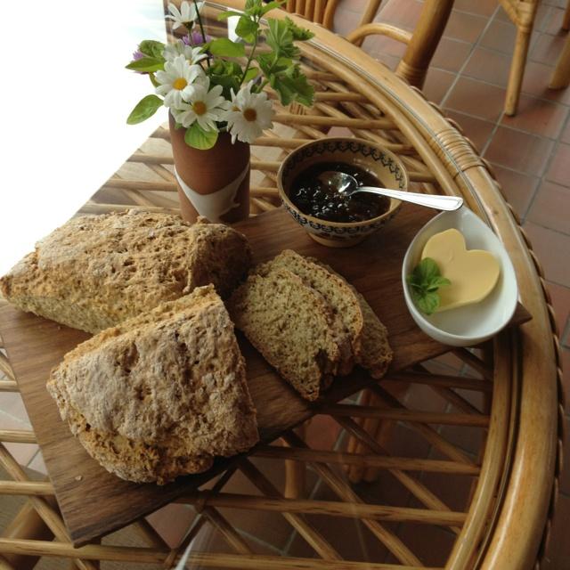Ballinsheen House Brown Soda Bread