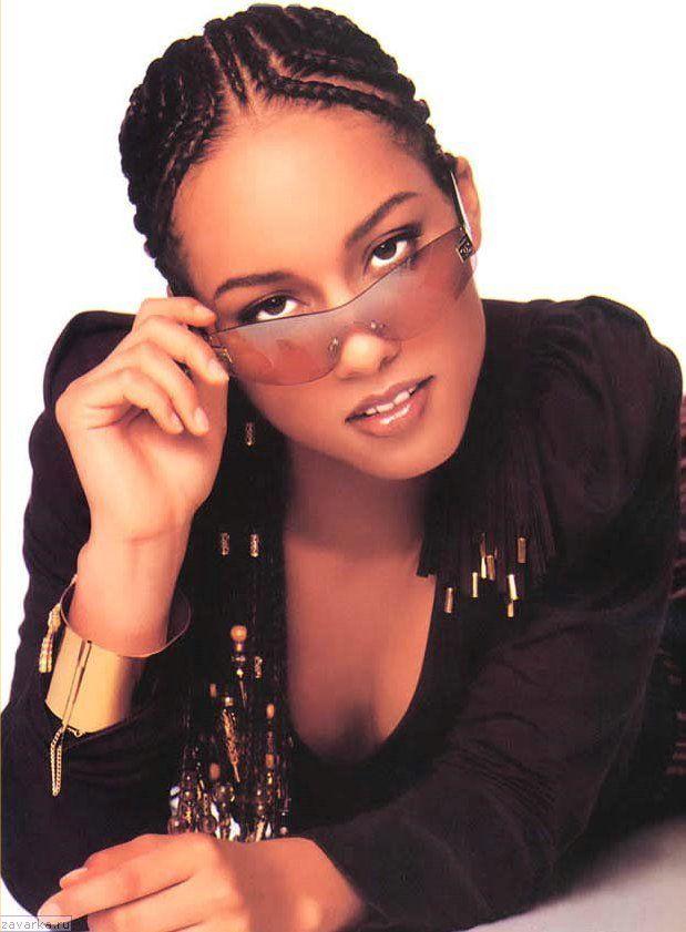 Alicia Keys Hairstyles Cornrows Designs - Ladies Haircuts ...