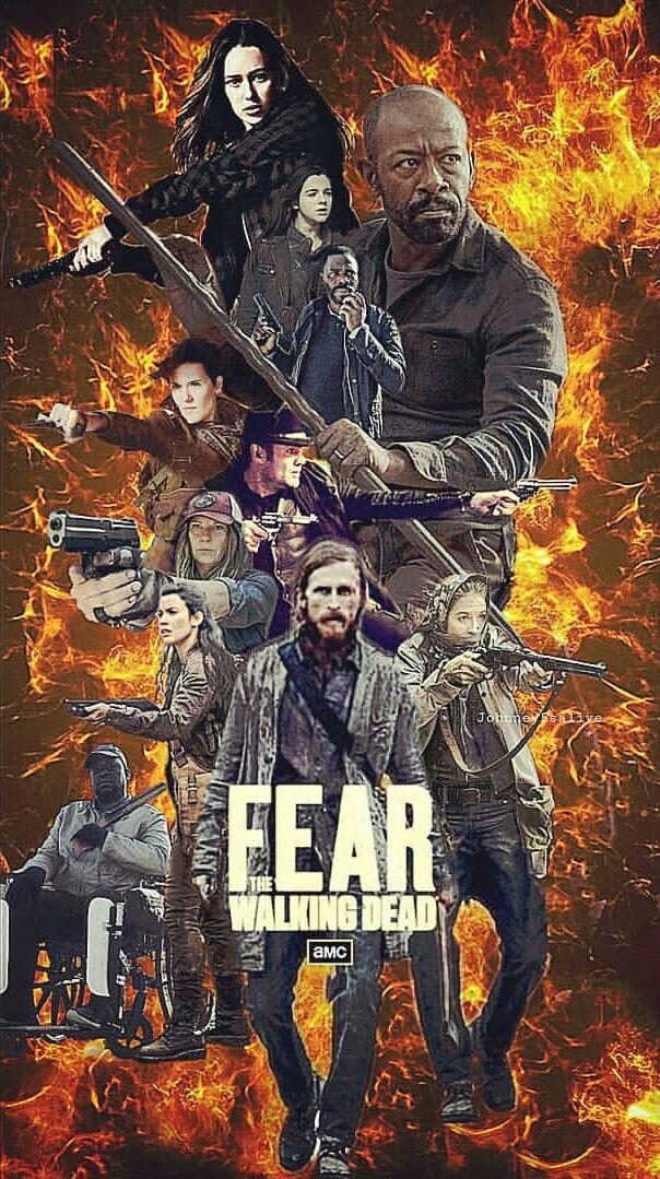 Fear The Walking Dead Fear The Walking Dead Walking Dead Art The Walking Dead