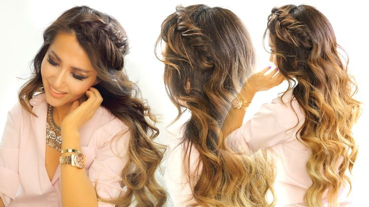 2 Cute Headband Braid Hairstyles ★ Quick & Easy Hairstyle for