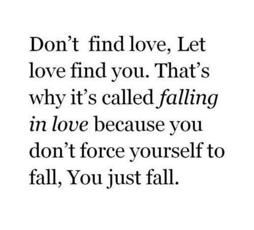 10 Best Fall In Love Quotes