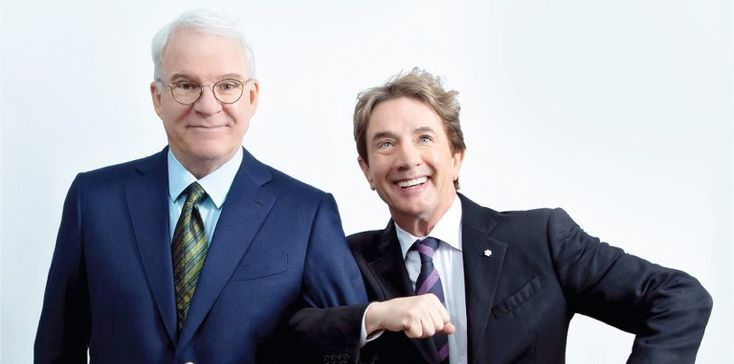 Steve Martin and Martin Short Team Up for a Netflix Comedy Special  ||  After touring the United States for months and being partners in comedy for decades, there's a Steve Martin and Martin Short Netflix special debuting later this year. There will be comedy, stories, music and much more. http://www.slashfilm.com/steve-martin-and-martin-short-netflix-special/?utm_campaign=crowdfire&utm_content=crowdfire&utm_medium=social&utm_source=pinterest