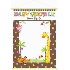 Fisher Price Baby Sign-in Sheet