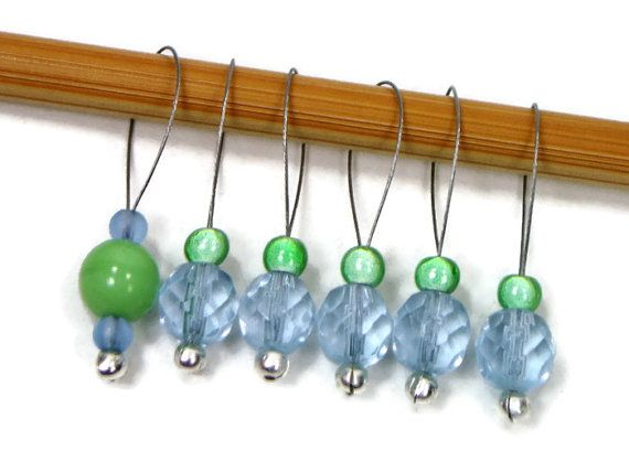 Best Knitting Stitch Markers : 15 best images about stitch markers on Pinterest Knitting stitches, Cross s...
