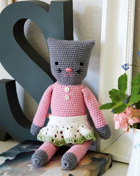 185 best images about H?kling - Crochet on Pinterest