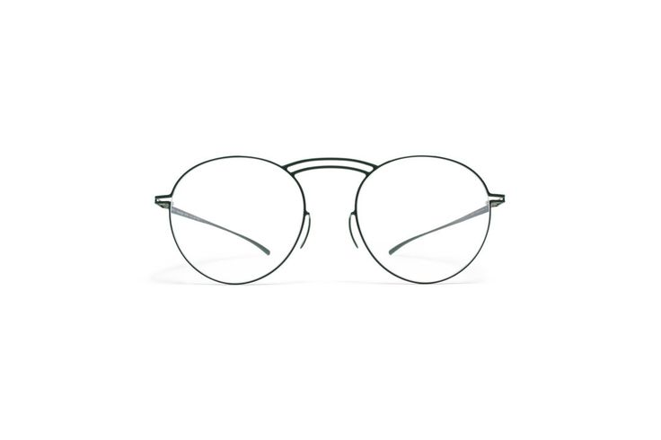 MYKITA Mm Rx Mmesse011 E8 Darkgreen Clear