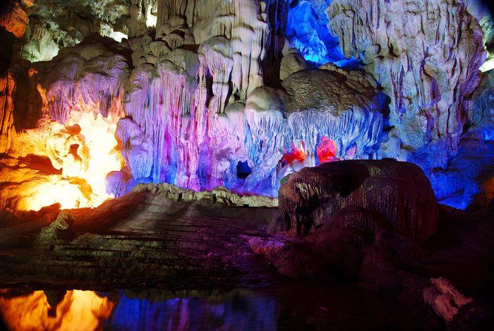 halong bay vietnam cave - Google Search
