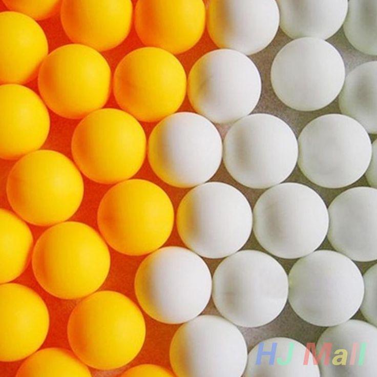 150 Stücke 38mm Weiß Bier Pong Bälle Ping Pong Bälle Waschbar Trinken White Praxis Tischtennisball