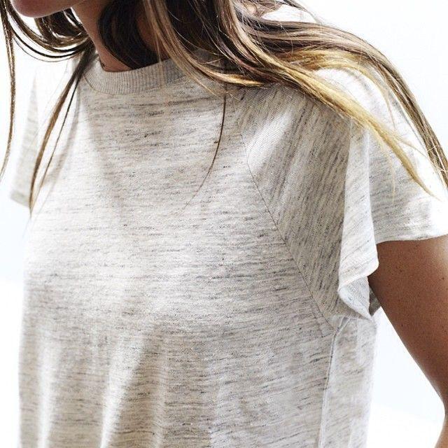 Tshirt gris chiné