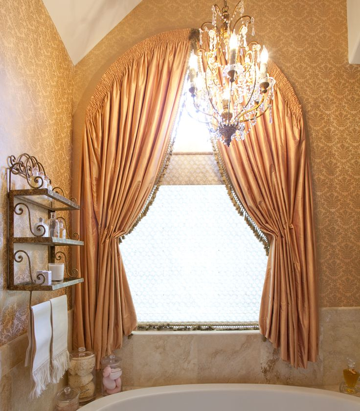 Window Coverings On Pinterest Treatments Arched