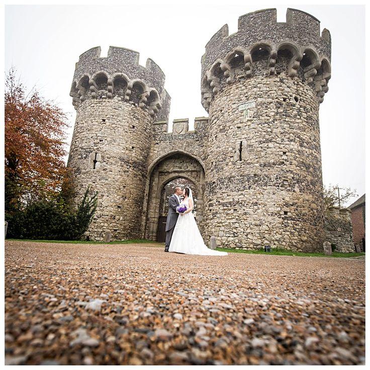 Best Kent Wedding Photographer u2013 Cooling Castle
