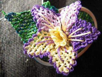 Site with tutorials on how to make Turkish Oya lace.