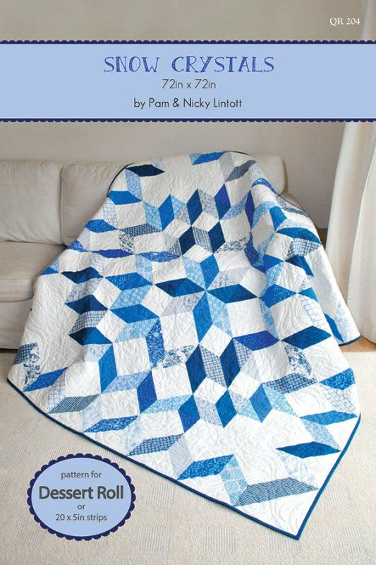 73 best Quilting-Pam and Nicky Lintott images on Pinterest | Book ... : dessert roll quilt patterns free - Adamdwight.com