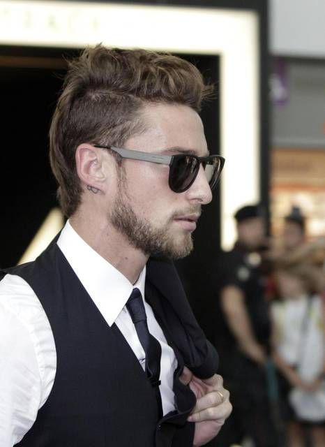 Claudio Marchisio. I feel like I've pinned him a million times already...oh well >>>