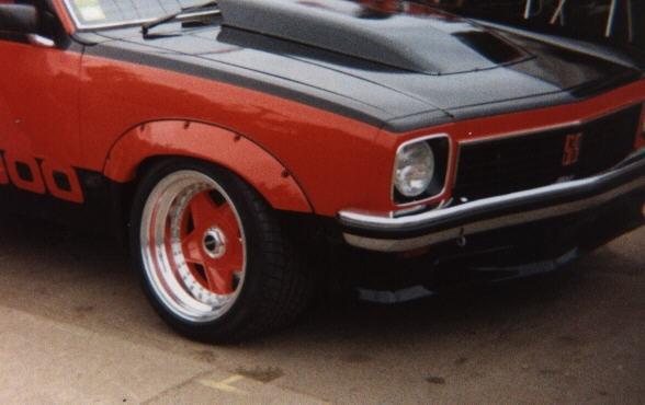 Holden SLR 8000 Torana