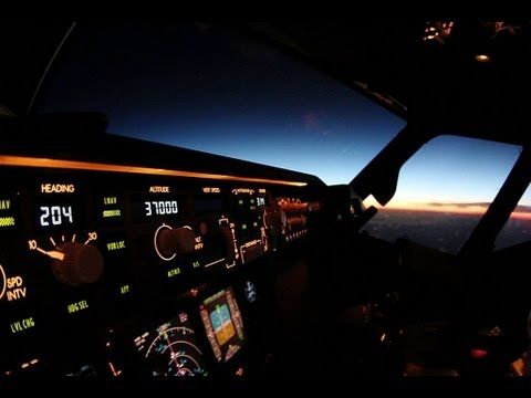 """Life as an Airline Pilot"" -- nice video showing the upside of flying commercial aviation."