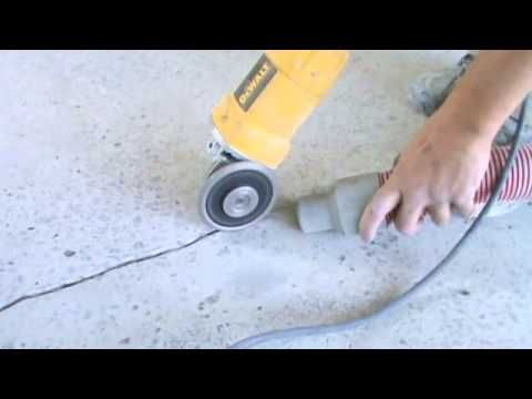 Plancher de garage epoxy refait au polyurea par Zone Garage - YouTube