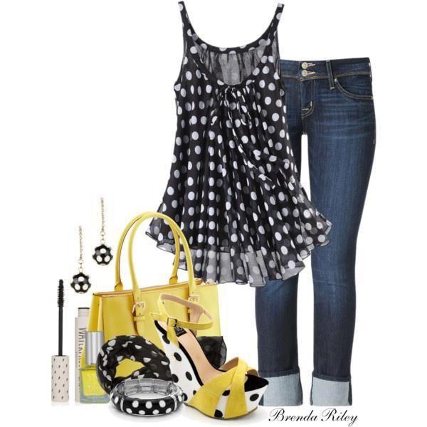 always liked b/w polka dots very cute Rayban/$24.88/ www.bsalerayban.com