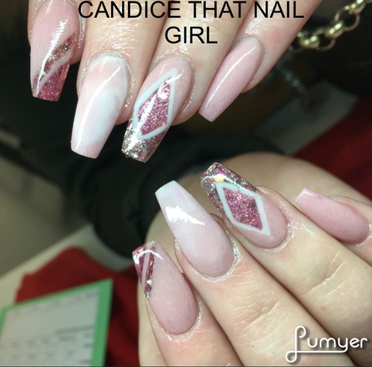Acrylic nails design nails
